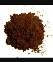 Iron(lll)oxide used as a Pigment