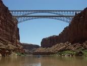 Navajo Bridge/Colorado River