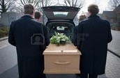 Please contact us to assist you with your funeral planning