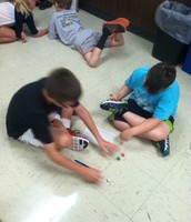 Race to 100 dice game with a partner