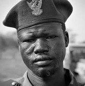 Sudan Soldier