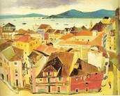 Lisboa e o porto