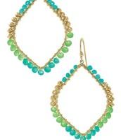 Raina Earrings -turquoise
