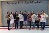 CHS has 9 National Merit Semi-Finalists!