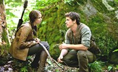 Katniss and Gale