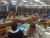 Middle School Librarians PD - Sept. 21 - Bradley MS