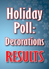 Holiday Poll Questions for 12-1-15 - RESULTS