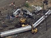 Amtrak Train Crash