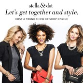 The Holidays are the Perfect time to Host a Stella & Dot Trunkshow