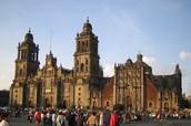 קתדרלת זוקלו במקסיקו סיטי