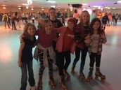 Roller City School-Wide Skating PBIS Party