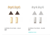 $29 for stud packs - you could divide out the 3 studs as 3 gifts