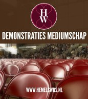 Demonstraties Mediumschap