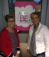 Linda Bender & Tami JBeily