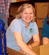 Debbie Guzman - Prayer Mobilization Team Member