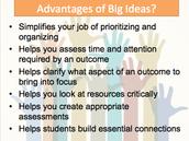 Focus in on Big Ideas