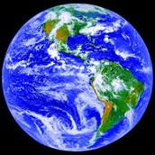 This is an image of earth