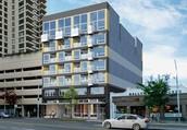 N Habit Belltown - Seattle's First Modular Apartment Building