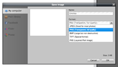 Step 3: Export Your Image
