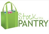"""Green and Jean Day"" to Stock the Pantry"