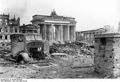 Berlin - die Stadt mit zwei Gesichtern