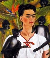 Frida's Pintura