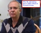 Why My Advertising Pays is NOT a Ponzi Scheme or Pyramid