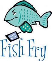 FISH FRY - Friday, February 26th, 5 pm - 7:30 pm at St. George Catholic School