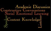 Academic Discussions - April Expectations