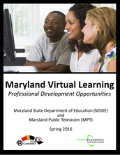 Spring 2016 Virtual Learning Professional Development Opportunities