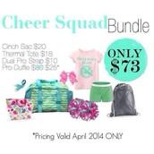 Cheer Bundle