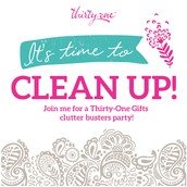Clutter Buster Party??