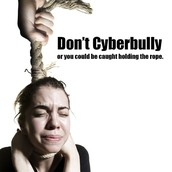 DON'T CYBERBULLY