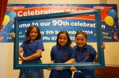 Our 90th Anniversary Photo Booth