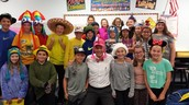 Hat Day for Red Ribbon Week