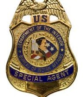 FBI Special Agent Badge