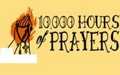 10,000 Hours of Prayer