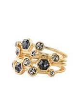 Stackable gem ring size 7
