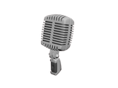 Mounted Microphones