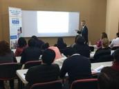 Arranque de nuestro nuevo curso de GMAT y GRE en Polanco