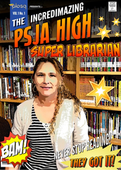 K. Mancillas , Librarian