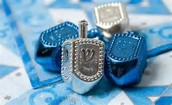 Dreidels Jews Use on Hanukkah