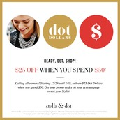 Time to shop for yourself!
