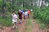 SUMMER RUNNING ACTIVITIES FOR PLAINFIELD YOUTH