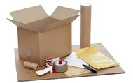 We'll provide you packing materials - for FREE!**