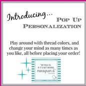Make it Personal!