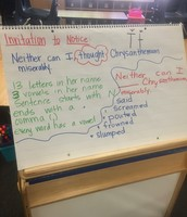 Mrs. Day's 1st Grade Grammar Talks