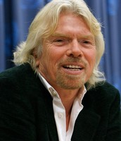 richard branson is the icon