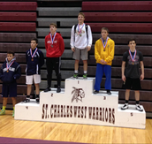 Jacob Smith 5th Place