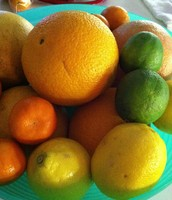 Citrus Flavored Water